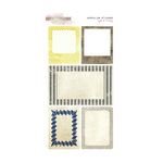 Glitz Design - Yours Truly Collection - Cardstock Stickers - Journaling