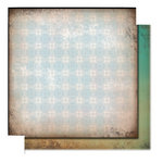 Glitz Design - Love Nest Collection - 12 x 12 Double Sided Paper - Block, CLEARANCE