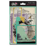 Glitz Design - Dance in Sunshine Collection - Transparency Pieces - Peek-A-Boo