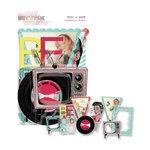 Glitz Design - Cashmere Dame Collection - Transparency Pieces - Peek-A-Boo