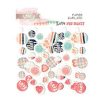 Glitz Design - Love You Madly Collection - Paper Garland