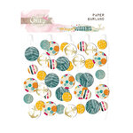 Glitz Design - Uncharted Waters Collection - Paper Garland