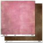 Glitz Design - Pretty in Pink Collection - 12 x 12 Double Sided Paper - Polka