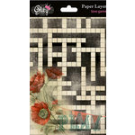Glitz Design - Love Games Collection - Paper Layers, BRAND NEW