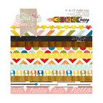 Glitz Design - Color Me Happy Collection - 8 x 8 Paper Pad