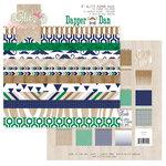Glitz Design - Dapper Dan Collection - 6 x 6 Paper Pad