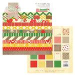 Glitz Design - Hello December Collection - Christmas - 6 x 6 Paper Pad