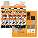 Glitz Design - Raven Collection - Halloween - 6 x 6 Paper Pad