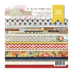 Glitz Design - Yours Truly Collection - 6 x 6 Paper Pad