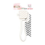 Glitz Design - Love You Madly Collection - Giant Roller Doodle - Chevron