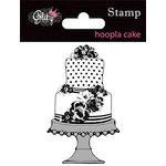 Glitz Design - Hoopla Collection - Clear Acrylic Stamps - Hoopla