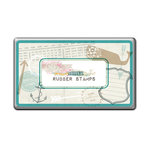 Glitz Design - Unchartered Waters Collection - Rubber Stamps
