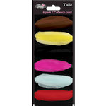 Glitz Design - Ribbon - Assorted Tulle, CLEARANCE