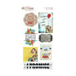 Glitz Design - Yours Truly Collection - Cardstock Stickers - Titles