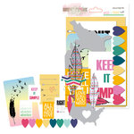 Glitz Design - Wild and Free Collection - Cardstock Pieces - Whatnots