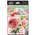 Glitz Design - Beautiful Dreamer Collection - Cardstock Pieces - Whatnots