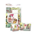 Glitz Design - Cashmere Dame Collection - Cardstock Pieces - Whatnots
