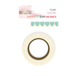 Glitz Design - Love You Madly Collection - Washi Tape - Hearts