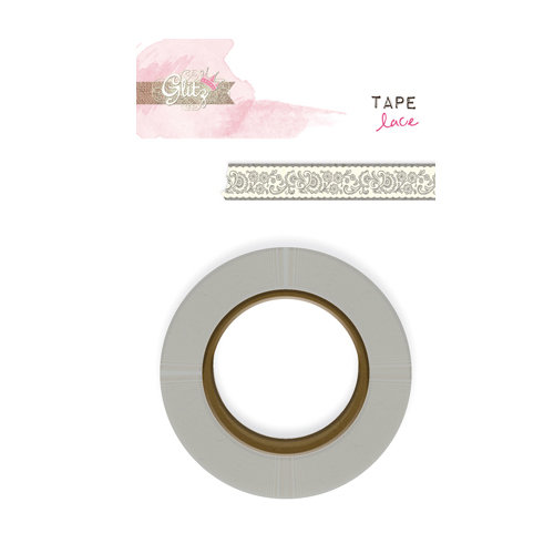 Glitz Design - Love You Madly Collection - Washi Tape - Lace