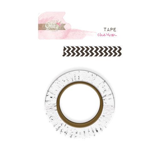Glitz Design - Cashmere Dame Collection - Washi Tape - Chevron