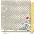 Glitz Design - Yours Truly Collection - 12 x 12 Double Sided Paper - Polka
