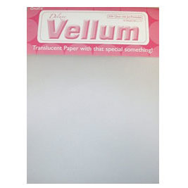 Grafix - Ink Jet Film - Vellum - Clear - 8.5x11