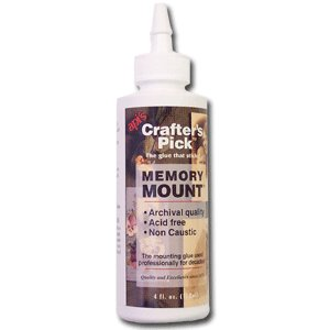 Crafter's Pick - Memory Mount