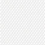 Hambly Studios - Screen Prints - 12 x 12 Overlay Transparency - Lattice - White