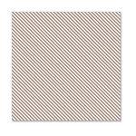 Hambly Studios - Screen Prints - 12 x 12 Overlay Transparency - Diagonal Alley - Mocha Brown