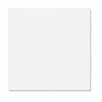 Hambly Studios - Screen Prints - 12 x 12 Overlay Transparency - Herringbone - White