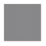 Hambly Studios - Screen Prints - 12 x 12 Overlay Transparency - Herringbone - Black