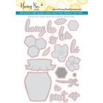 Honey Bee Stamps - Honey Cuts - Steel Craft Dies - Sweet As Honey