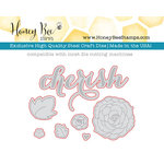 Honey Bee Stamps - Honey Cuts - Steel Craft Dies - Cherish