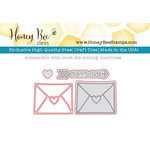 Honey Bee Stamps - Honey Cuts - Steel Craft Dies - Happy Mail