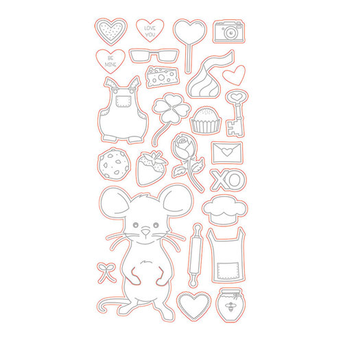 Honey Bee Stamps - Honey Cuts - Steel Craft Dies - Mae The Mouse