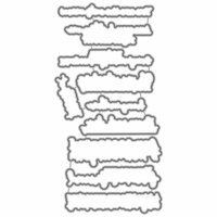 Honey Bee Stamps - Honey Cuts - Steel Craft Dies - Purrrfect Sentiments