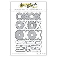 Honey Bee Stamps - Bee Mine Collection - Honey Cuts - Steel Craft Dies - XOXO
