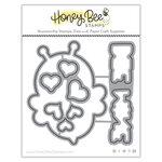 Honey Bee Stamps - Honey Cuts - Steel Craft Dies - Bee Mine