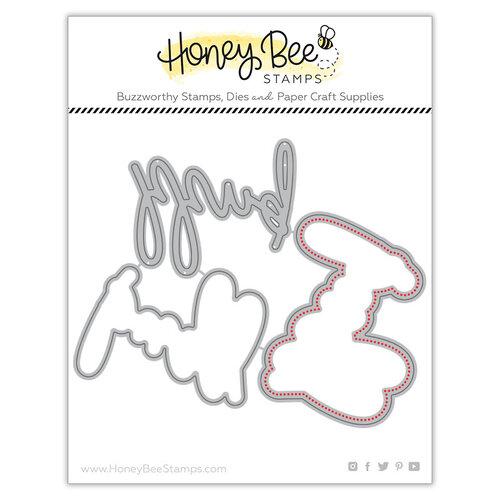 Honey Bee Stamps - Honey Cuts - Steel Craft Dies - Buzz