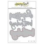 Honey Bee Stamps - Honey Cuts - Steel Craft Dies - Birthday