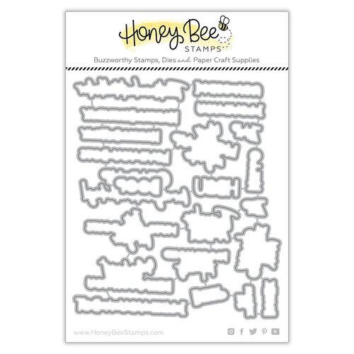 Honey Bee Stamps - Honey Cuts - Steel Craft Dies - Gear Up
