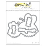 Honey Bee Stamps - Honey Cuts - Steel Craft Dies - Mommy To Bee