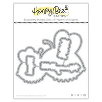 Honey Bee Stamps - Honey Cuts - Steel Craft Dies - Mommy To Bee