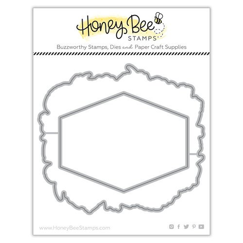 Honey Bee Stamps - Honey Cuts - Steel Craft Dies - In Full Bloom
