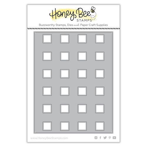 Honey Bee Stamps - Honey Cuts - Steel Craft Dies - Buffalo Plaid Coverplate