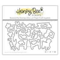 Honey Bee Stamps - Honey Cuts - Steel Craft Dies - Way To Goat