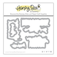 Honey Bee Stamps - Paradise Collection - Dies - Wish You Were Here