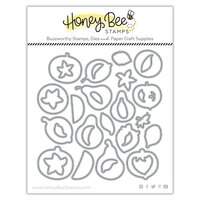 Honey Bee Stamps - Paradise Collection - Dies - Freshly Pickled