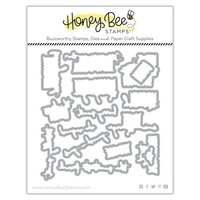 Honey Bee Stamps - Paradise Collection - Dies - Pearfect Sentiments