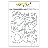 Honey Bee Stamps - Paradise Collection - Dies - Paradise Blooms